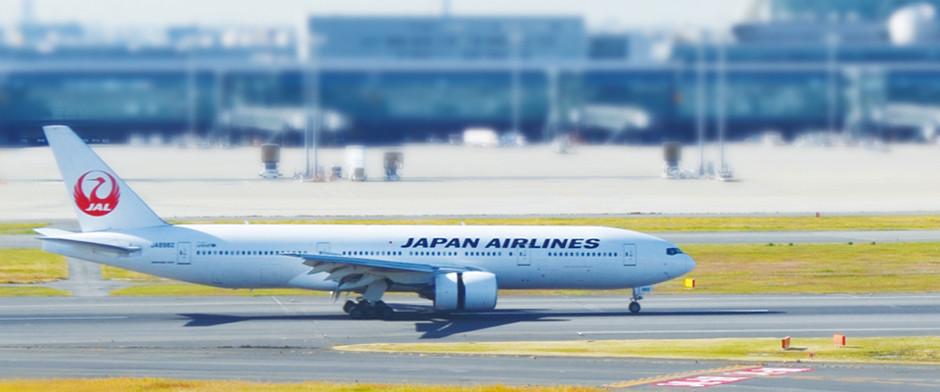 日本航空(JAL)様 導入事例 株...